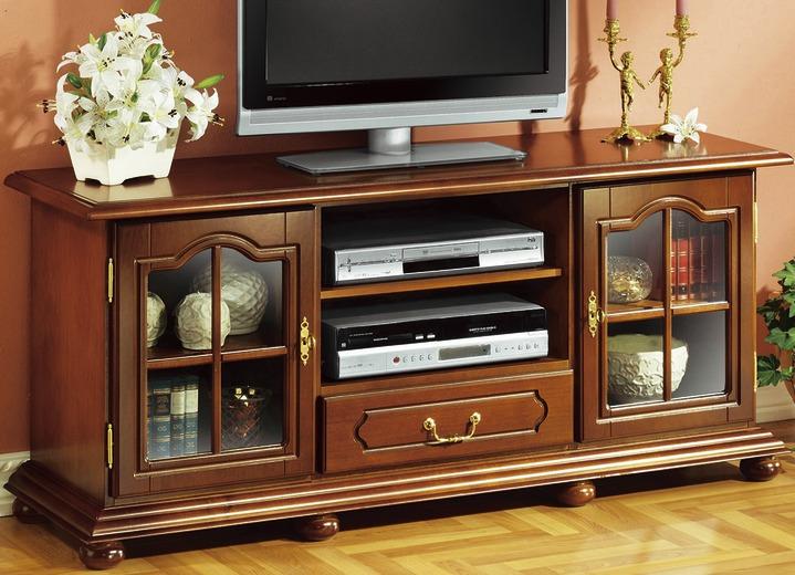Kirschbaum Tv Mobel Hifi- U0026 Tv-möbel - Tv-longboard, In Farbe Nussbaum Ansicht 1