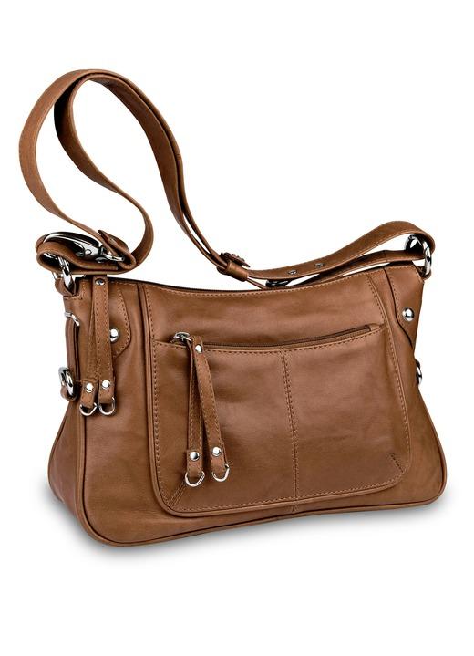 377cba4ffb043f Taschen - Tasche aus weichem Kalb-Nappaleder in 2 Farben