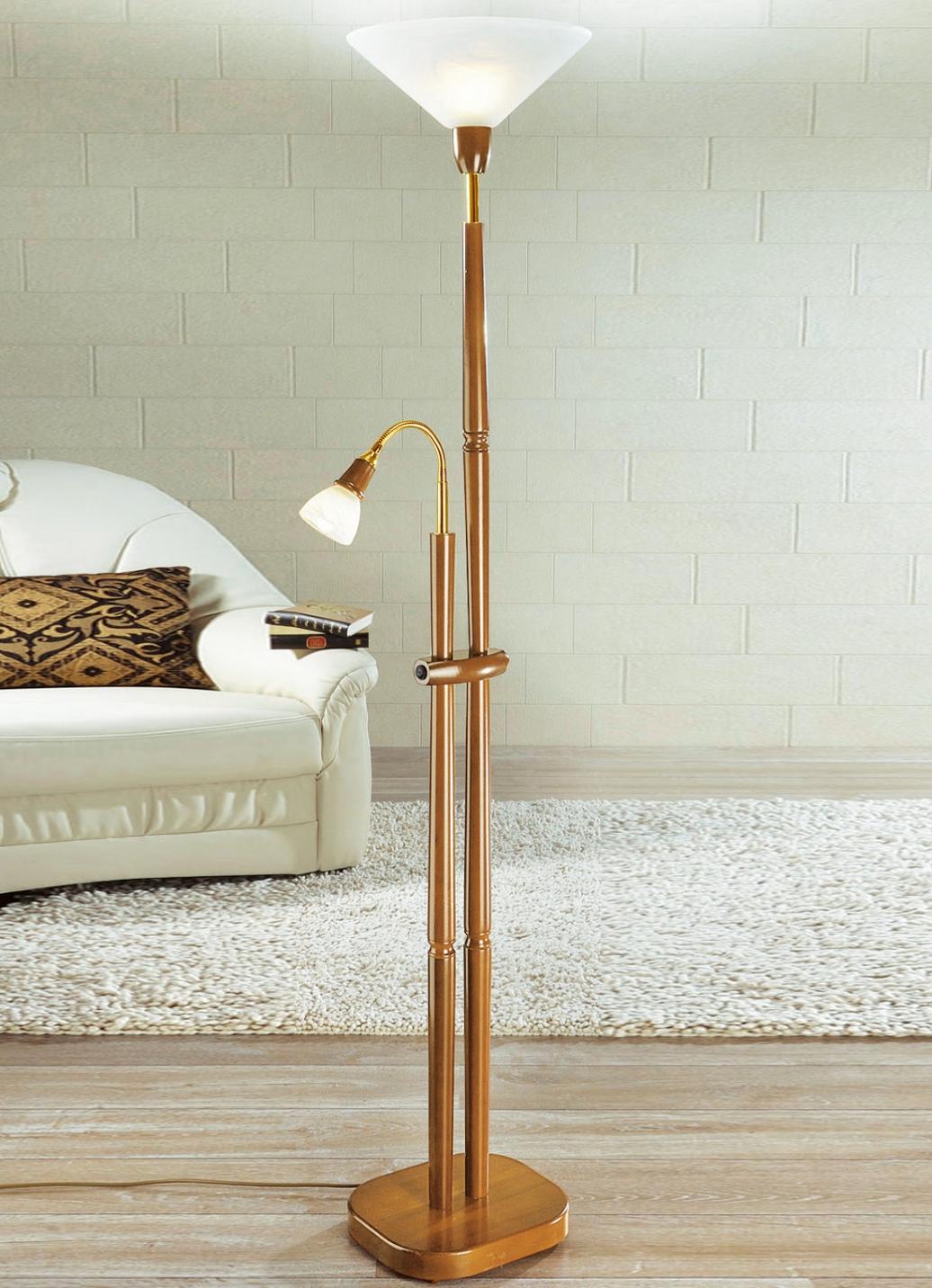 deckenfluter mit leselampe verschiedene farben lampen leuchten brigitte salzburg. Black Bedroom Furniture Sets. Home Design Ideas