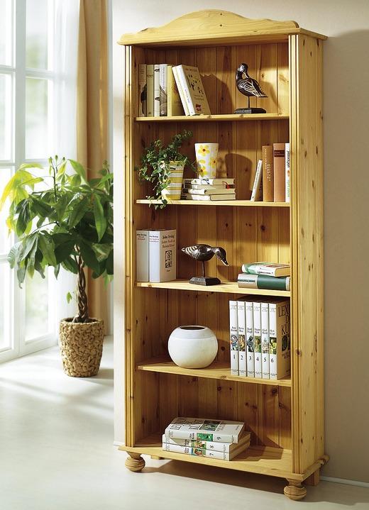 Bücherregal in verschiedenen Ausführungen Regale | BADER