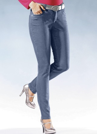 Magic-Jeans in 10 Farben