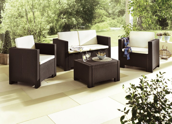 Gartenmöbel - Lounge-Set