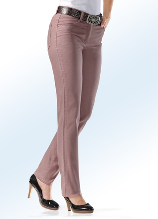 Power-Stretch-Jeans in 9 Farben