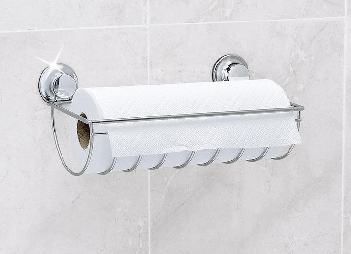 Küchenrollenhalter Ohne Bohren everloc vacuum system küchenrollenhalter ordnung brigitte salzburg