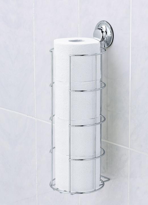 everloc vacuum system toilettenpapier halter verschiedene ausf hrungen badezimmer. Black Bedroom Furniture Sets. Home Design Ideas