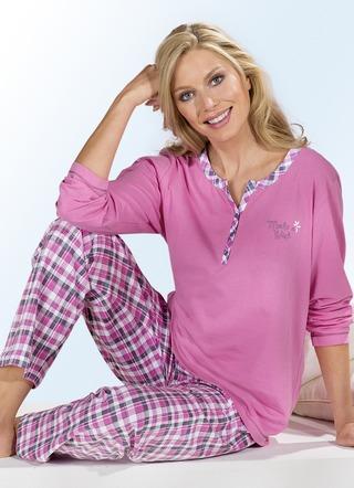 separation shoes e2ac0 ba850 Schlafanzüge und Pyjama für Damen online kaufen | Brigitte ...