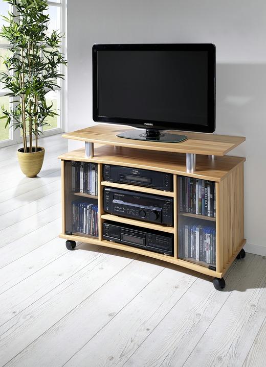 tv rack in verschiedenen farben hifi tv mobel brigitte salzburg