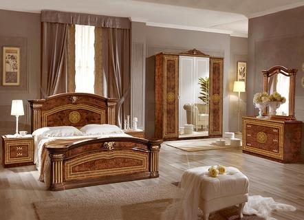 Schlafzimmer Möbel In Verschiedenen Ausführungen. WEISS
