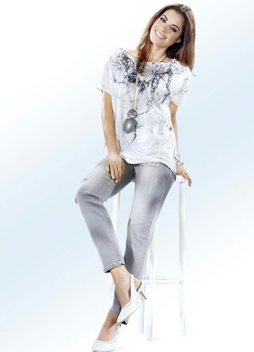 edel jeans in 2 farben damen brigitte salzburg. Black Bedroom Furniture Sets. Home Design Ideas