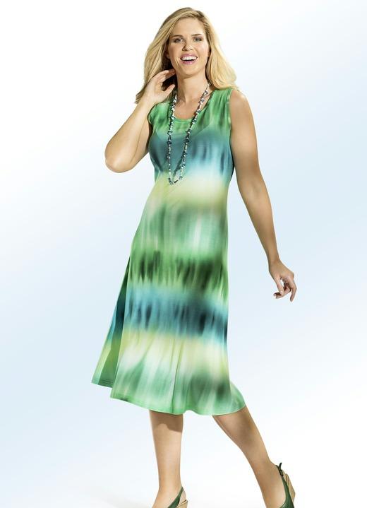 Kleid in Batik-Optik - Damen   Brigitte Salzburg 92c4521b12