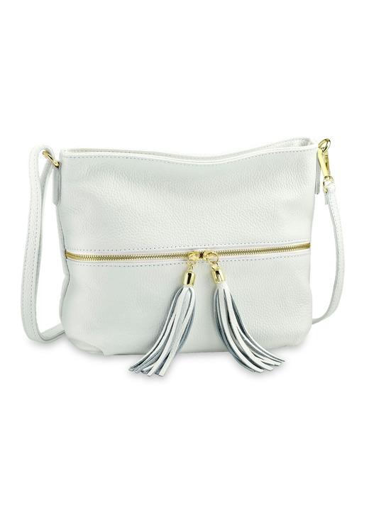 b7cc7a18e5639d Taschen - Elegante Tasche mit Zier-Reißverschluss