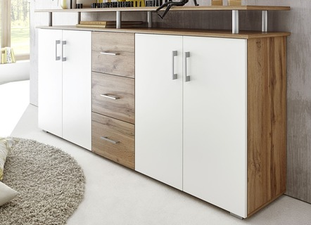 Highboard in verschiedenen Dekors