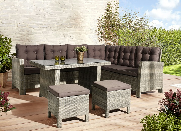 dining lounge salerno in verschiedenen farben. Black Bedroom Furniture Sets. Home Design Ideas