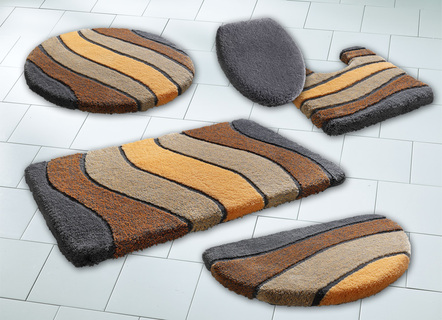 badteppiche und badezimmerteppiche kaufen brigitte salzburg. Black Bedroom Furniture Sets. Home Design Ideas