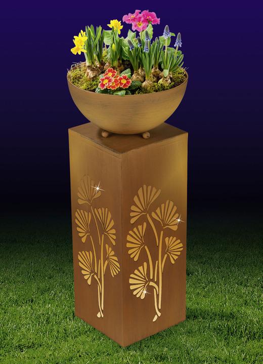 Schale dekosäule mit Hochwertige Säulen