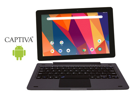 Captiva Pad 10 2-in-1 Tablet-PC