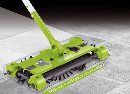 """Swivel Sweeper"" kabelloser Akkubesen"