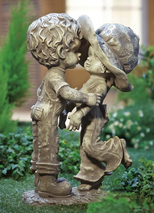 Sarah Kay Erster Kuss Gartendekoration Brigitte Salzburg