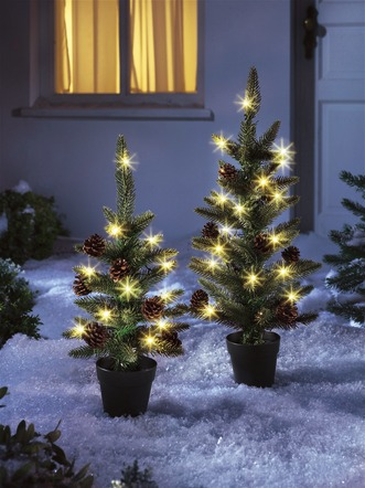 Außendekoration Weihnachten.Weihnachtsdeko Außen Und Für Den Garten Kaufen Brigitte Salzburg