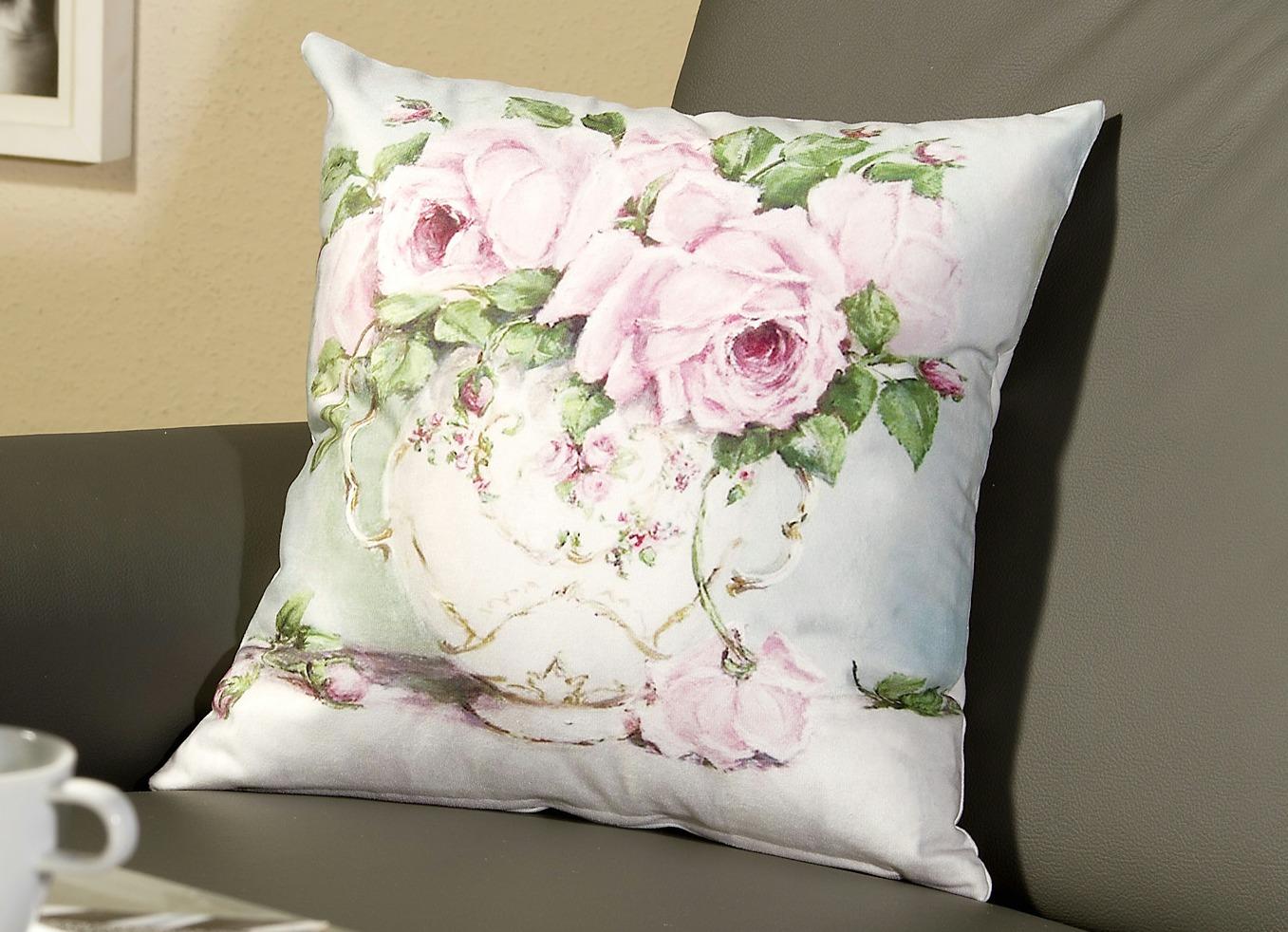 kissenh lle rosen kissenbez ge brigitte salzburg. Black Bedroom Furniture Sets. Home Design Ideas