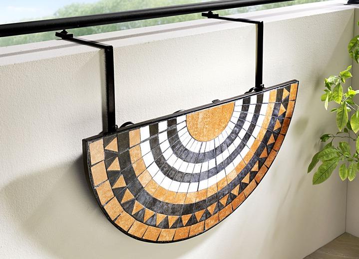 balkontisch zum einh ngen gartenm bel brigitte salzburg. Black Bedroom Furniture Sets. Home Design Ideas