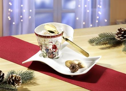 weihnachtsgeschirr weihnachtstassen und co brigitte salzburg. Black Bedroom Furniture Sets. Home Design Ideas