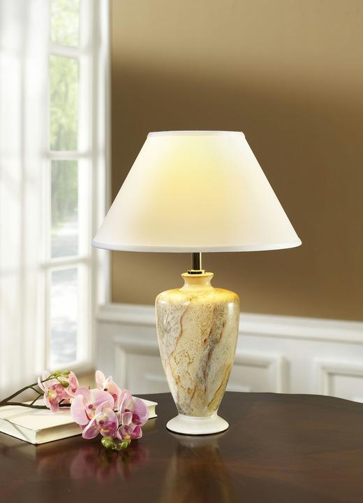 tischleuchte in handarbeit hergestellt und bemalt lampen leuchten brigitte salzburg. Black Bedroom Furniture Sets. Home Design Ideas