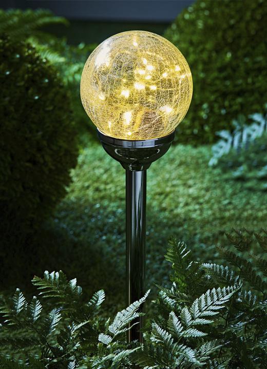 Solar Kugelleuchte Mambo Gartenbeleuchtung Brigitte Salzburg