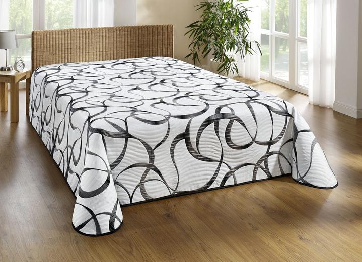 tagesdecke kissenbez ge in verschiedenen ausf hrungen. Black Bedroom Furniture Sets. Home Design Ideas