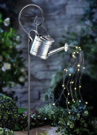 deko lampen garten beispiele