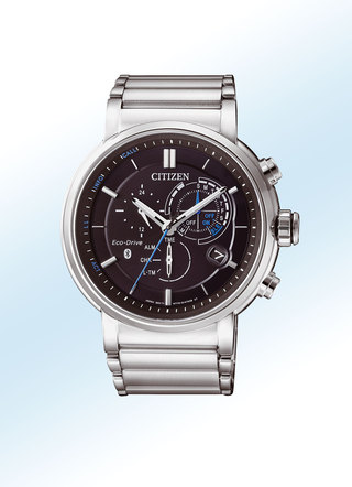 """Citizen""-Solar-Smartwatch"